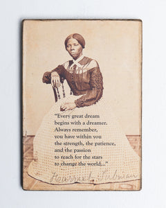 HARRIET TUBMAN Wall Art