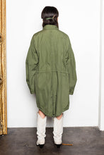 Load image into Gallery viewer, ARMY FISHTAIL PARKA