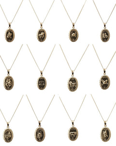 Marrin Costello Horoscope Pendants