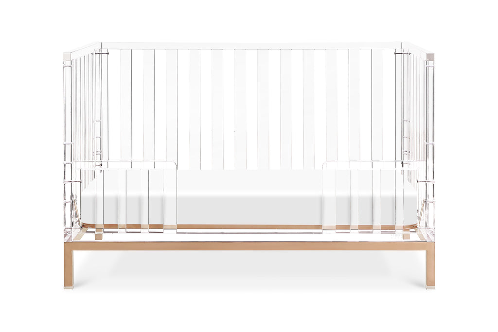 NW3899CA,Toddler Bed Conversion Kit for Luma Crib in Acrylic