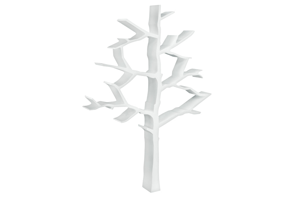 nursery works tree bookcase White