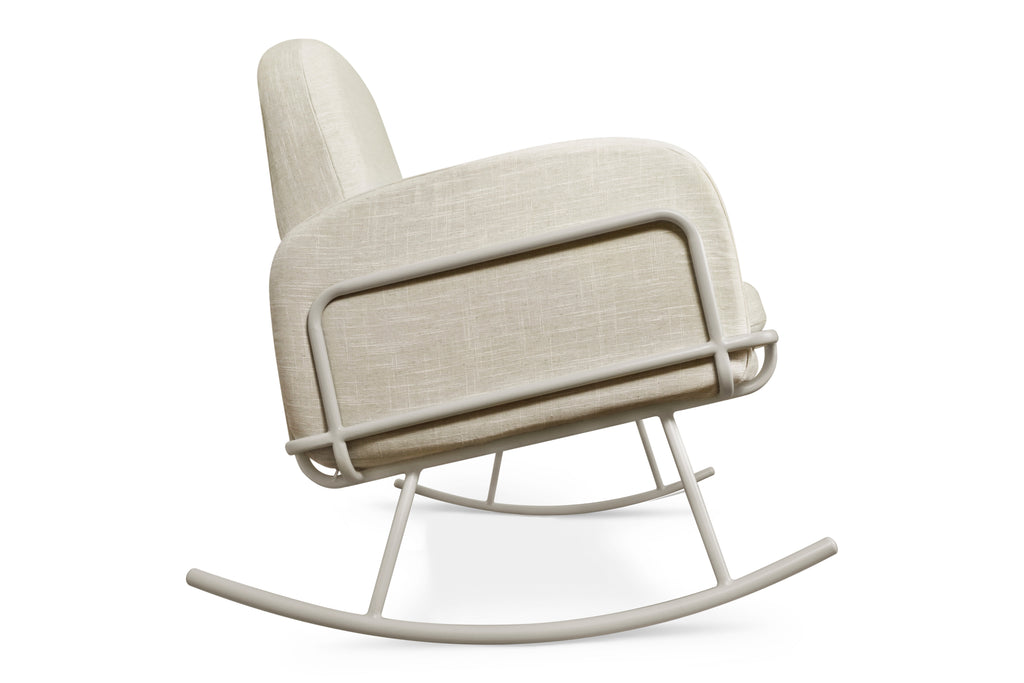 NW11888OM,Ami Rocker in Oatmeal Linen