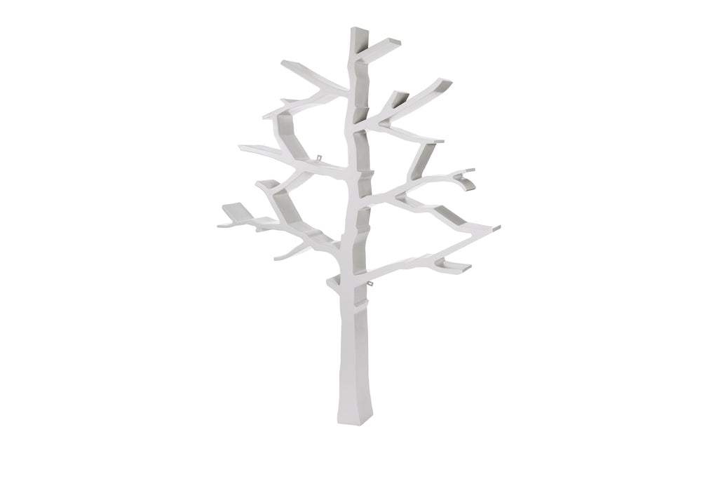 nursery works tree bookcase Cloud Grey