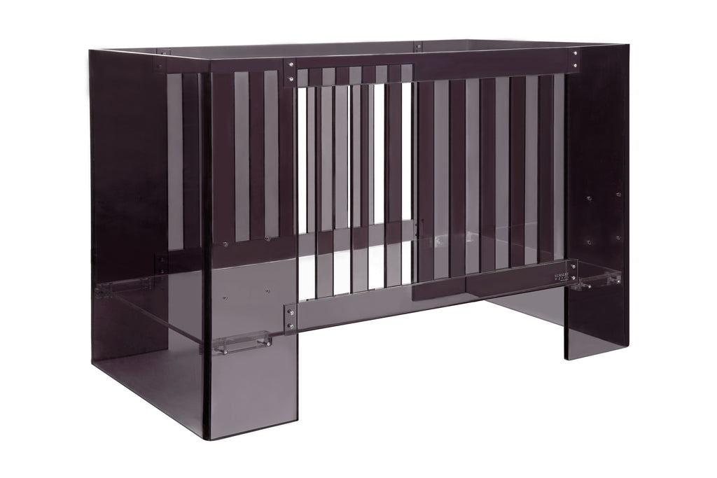 Nursery works vetro acrylic crib Shadow
