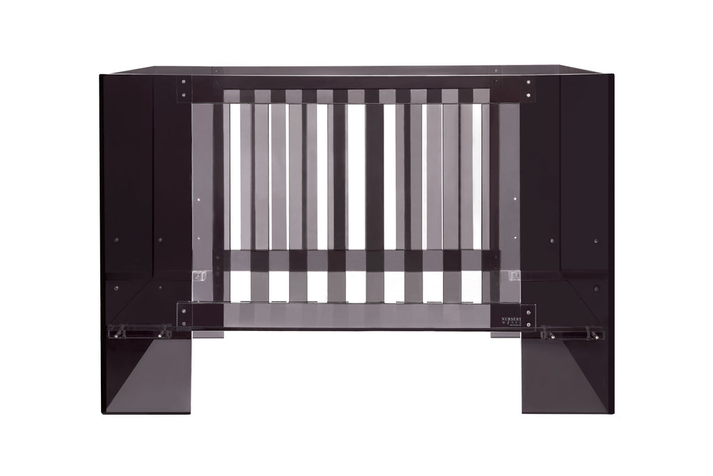 S1000DS,Vetro Crib In Shadow Finish