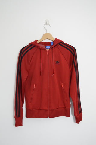 Adidas Red Jacket