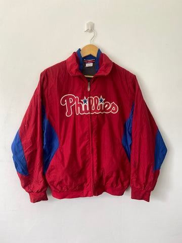 Phillies MLB Track Jacket