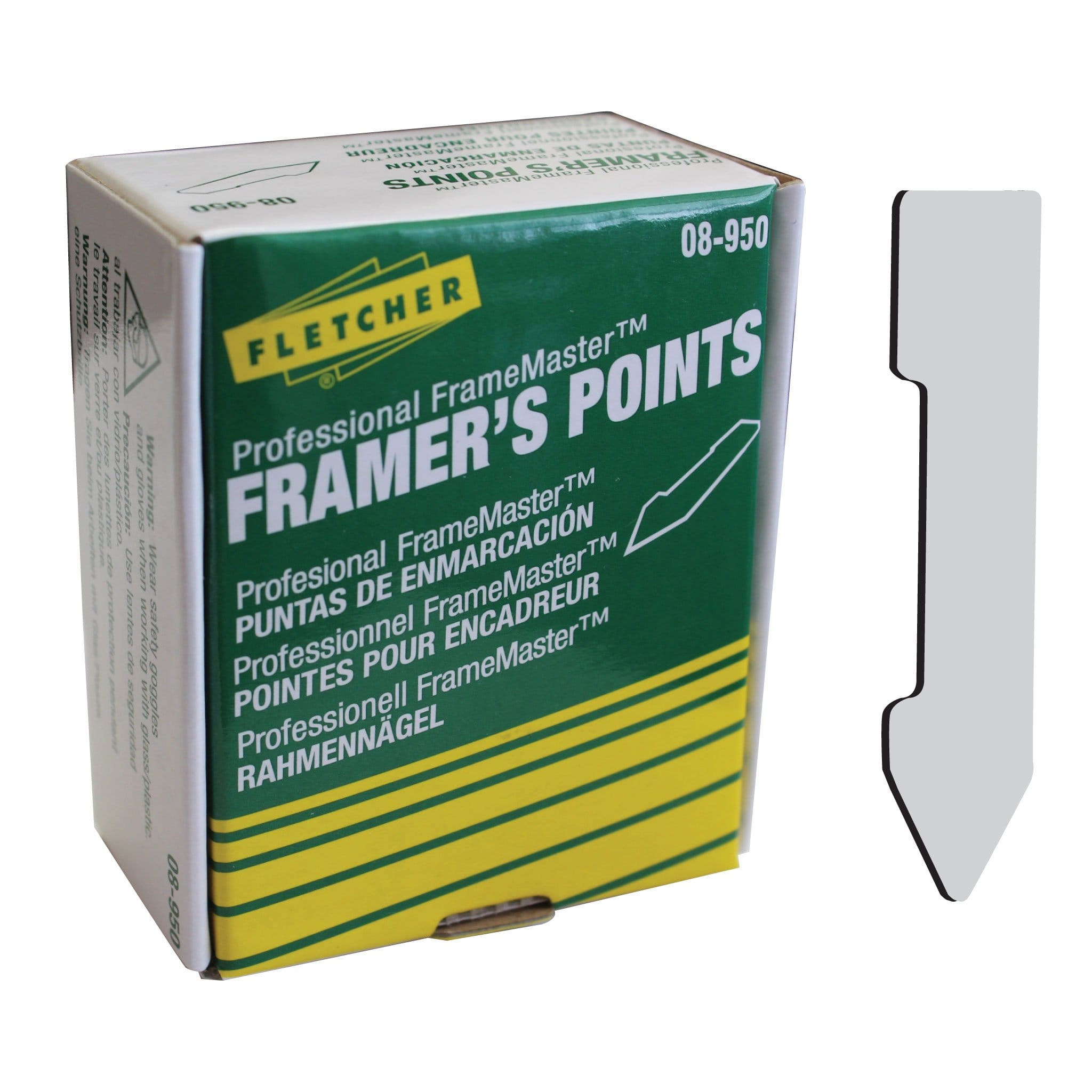 Framer's Points by Fletcher-Terry | 08-950C