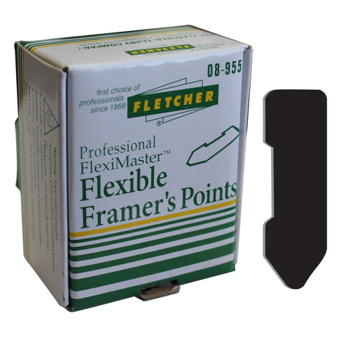 Flexible Framer's Points by Fletcher-Terry | 08-955