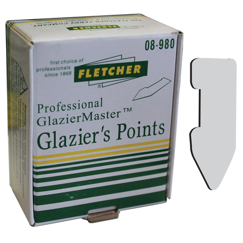 Glazier's Points by Fletcher-Terry | 08-980C