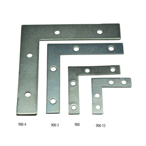 "4"" x 4"" Reinforcing Corner Angle - pack of 100"
