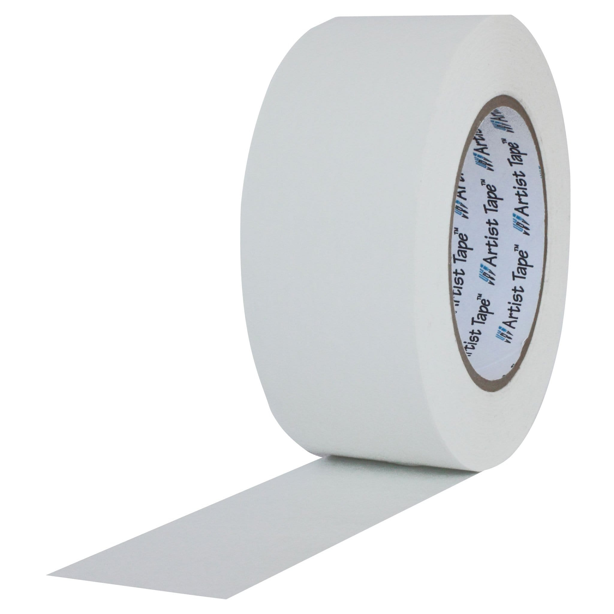 "1"" x 60yds Acid Free Artist Tape - White - FW9201W"
