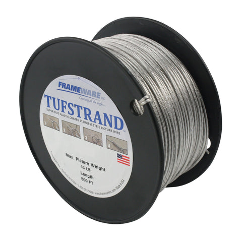 Super Softstrand Plastic Coated Wire