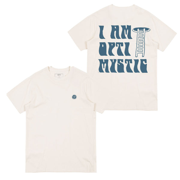 Optimystic Ladder Creme Tee