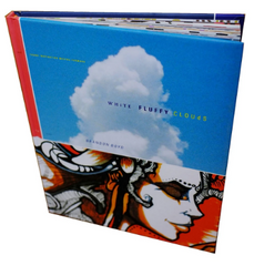 THE WHITE FLUFFY CLOUDS BOOK