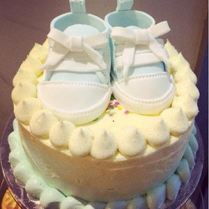 Baby Shower Maxi-Cake - Littlecupcakes