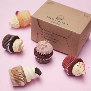 Assorted Packs - Little Cupcakes