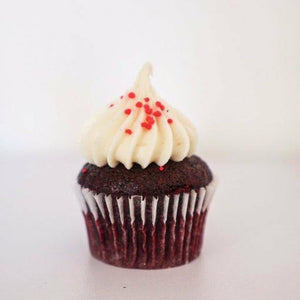 Vegan Red Velvet - Littlecupcakes