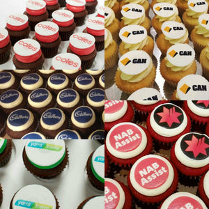 Corporate Cupcakes – Packs - Little Cupcakes