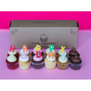 Happy B'day Theme 2 - Littlecupcakes