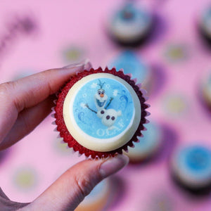 Frozen Theme - Littlecupcakes