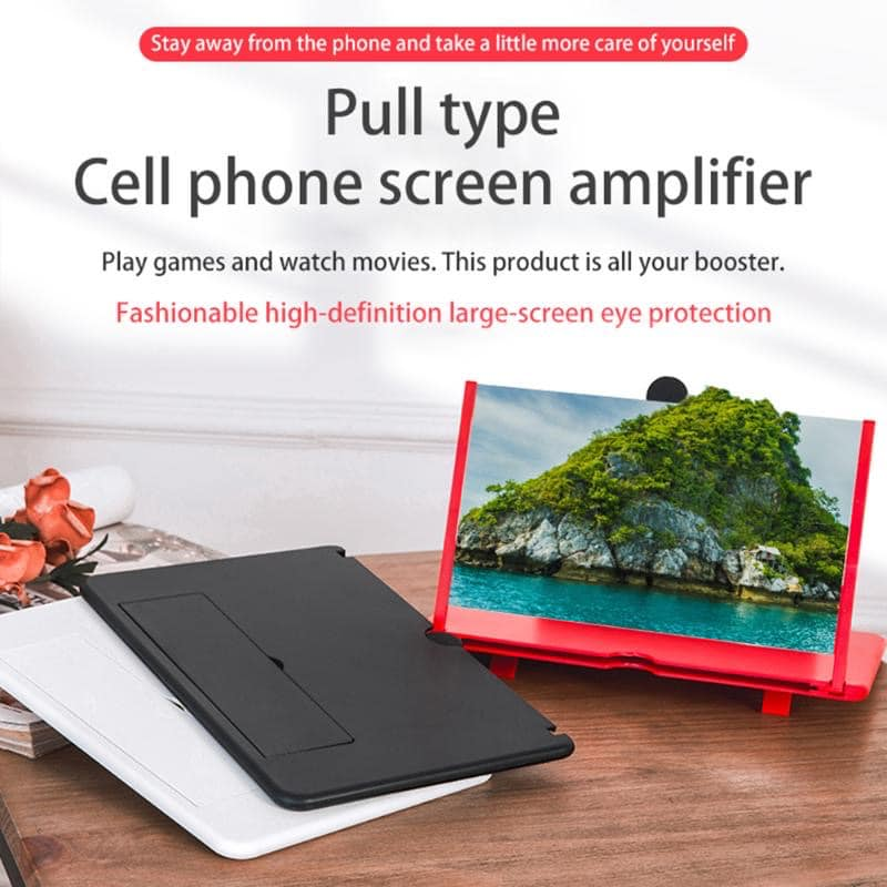 BUY 1 TAKE 1 || 3D PHONE SCREEN ENLARGER