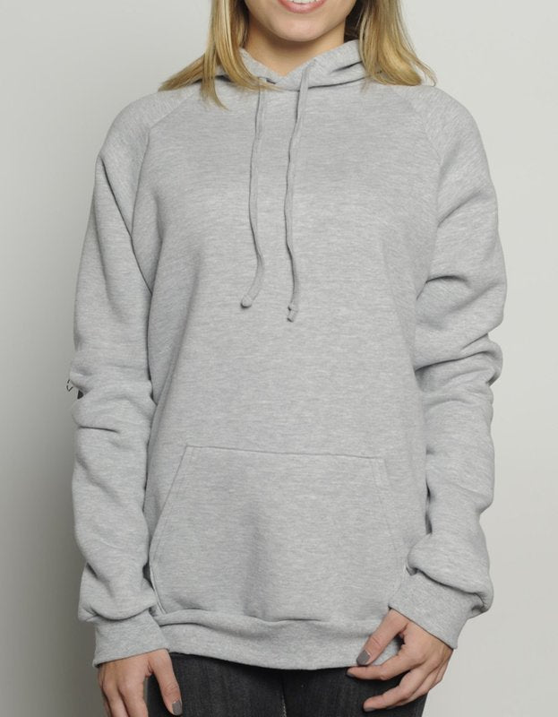 Women's Fleece Pull-Over Hoody