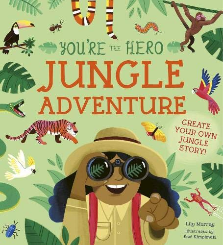 You're the Hero: Jungle Adventure (Paperback)