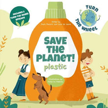 Load image into Gallery viewer, Save the Planet: Plastic (Board Book)