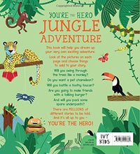 Load image into Gallery viewer, You're the Hero: Jungle Adventure (Paperback)