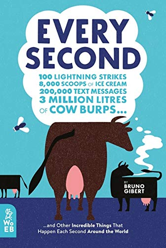 Every Second (Hardback)