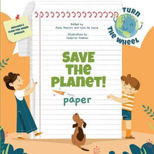 Load image into Gallery viewer, Save the Planet: Paper (Board Book)