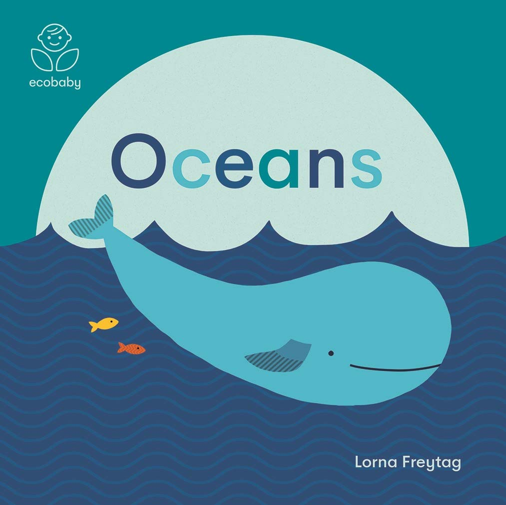 Eco Baby: Oceans (Board Book)