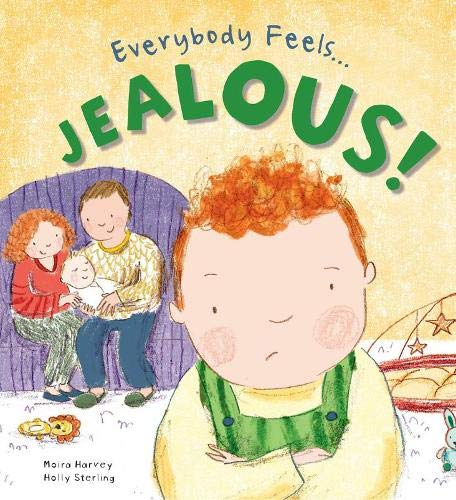 Everybody Feels Jealous! (Paperback)