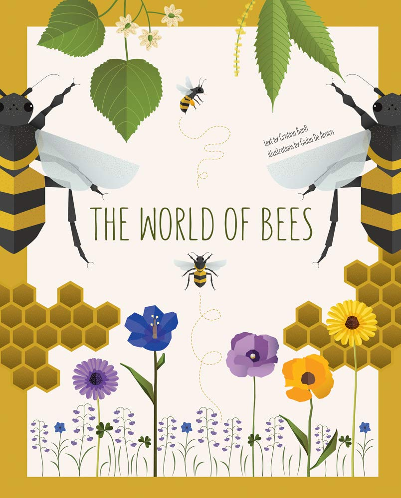 The World of Bees (Hardback)