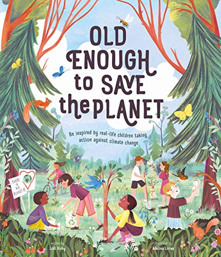 Old Enough to Save the Planet (Hardback)