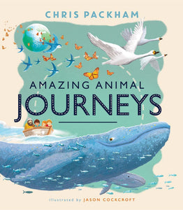 Amazing Animal Journey (Paperback)