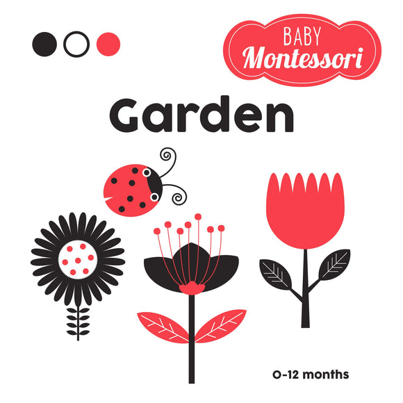Baby Montessori: Garden (Board Book)