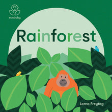 Load image into Gallery viewer, Eco Baby: Rainforest (Board Book)