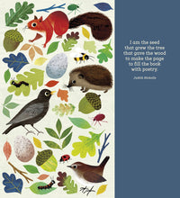 Load image into Gallery viewer, I Am the Seed That Grew the Tree - A Nature Poem for Every Day of the Year (Hardback)