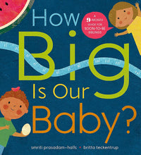 Load image into Gallery viewer, How Big is Our Baby? (Paperback)