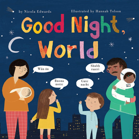 Good Night, World (Hardback)