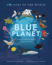 Load image into Gallery viewer, Blue Planet: Life In Our Oceans and Rivers (Hardback)