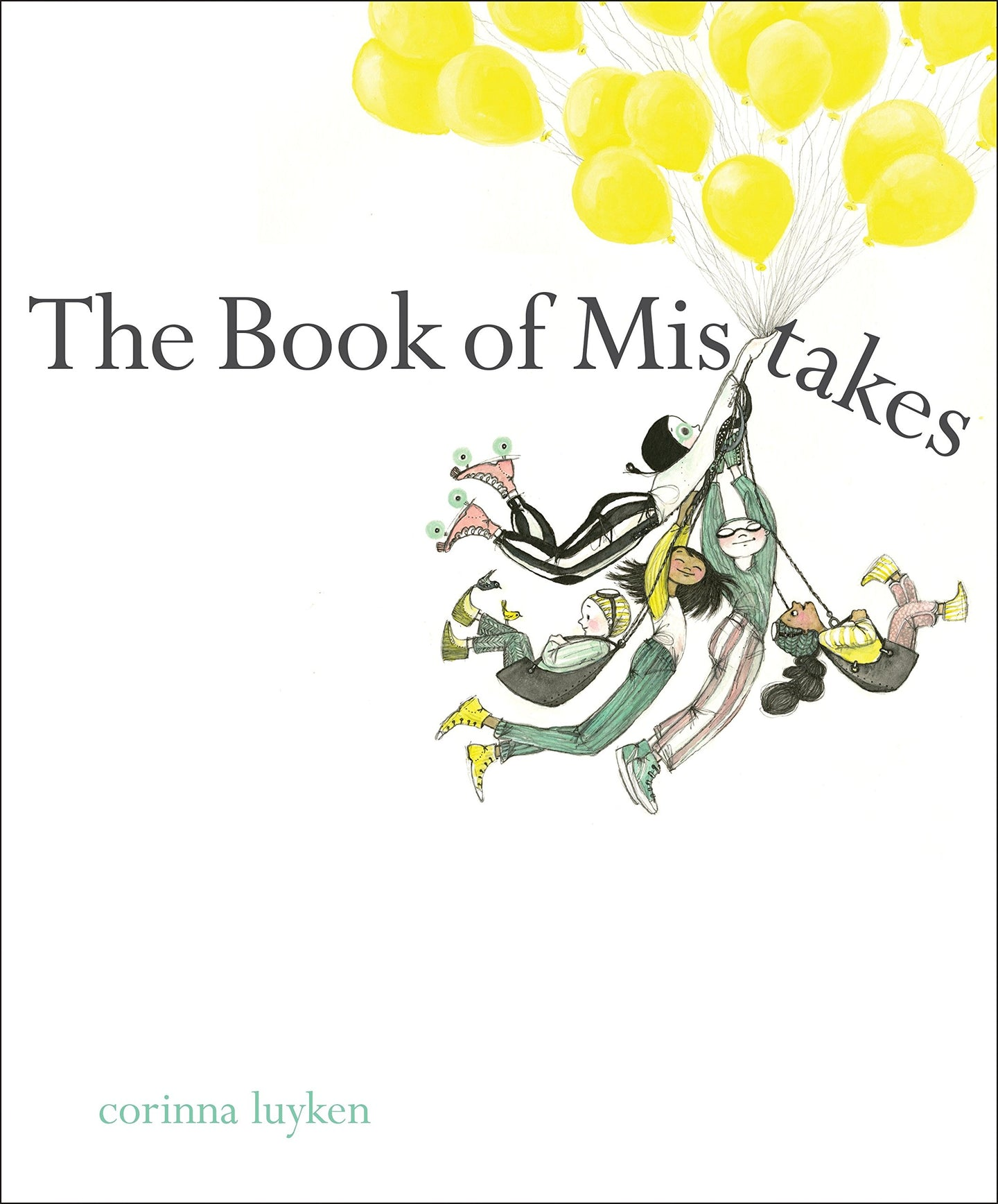 The Book of Mistakes (Hardback)