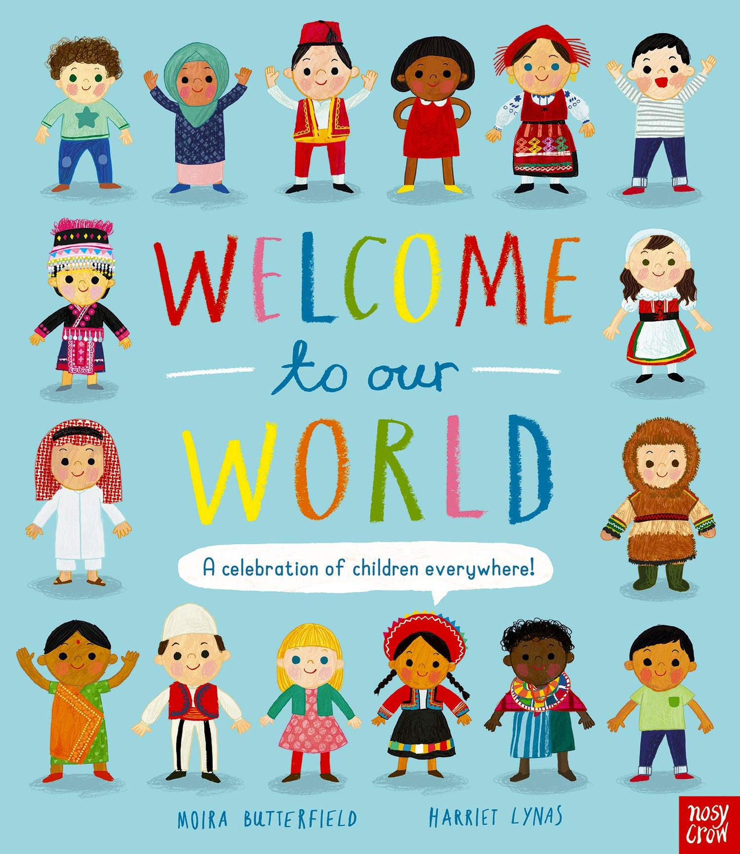 Welcome To World Celebration (Paperback)