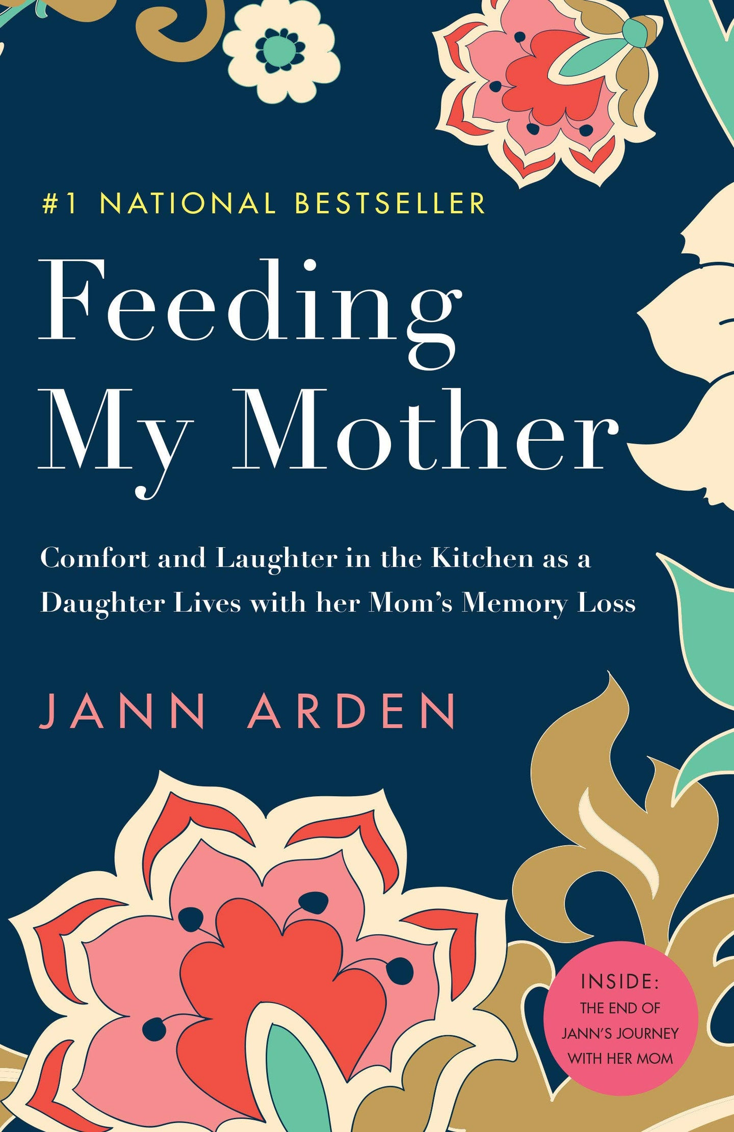 Feeding My Mother (Paperback)