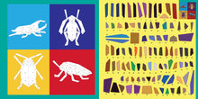 Load image into Gallery viewer, Paint by Sticker Kids: Beautiful Bugs (Paperback)