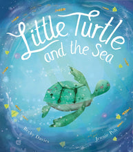 Load image into Gallery viewer, Little Turtle and the Sea (Hardback)