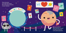 Load image into Gallery viewer, I Heart Pluto (Board Book)