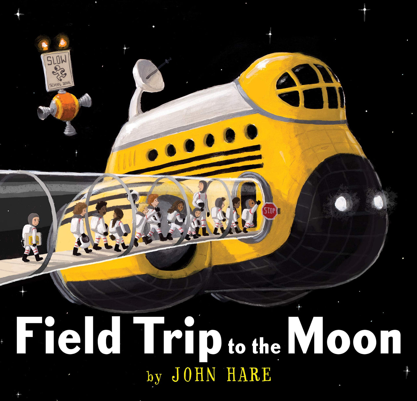 Field Trip to the Moon (Hardback)
